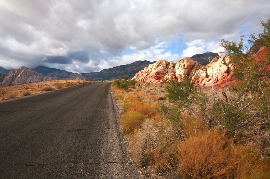 Red Rock Canyon Scenic Drive
