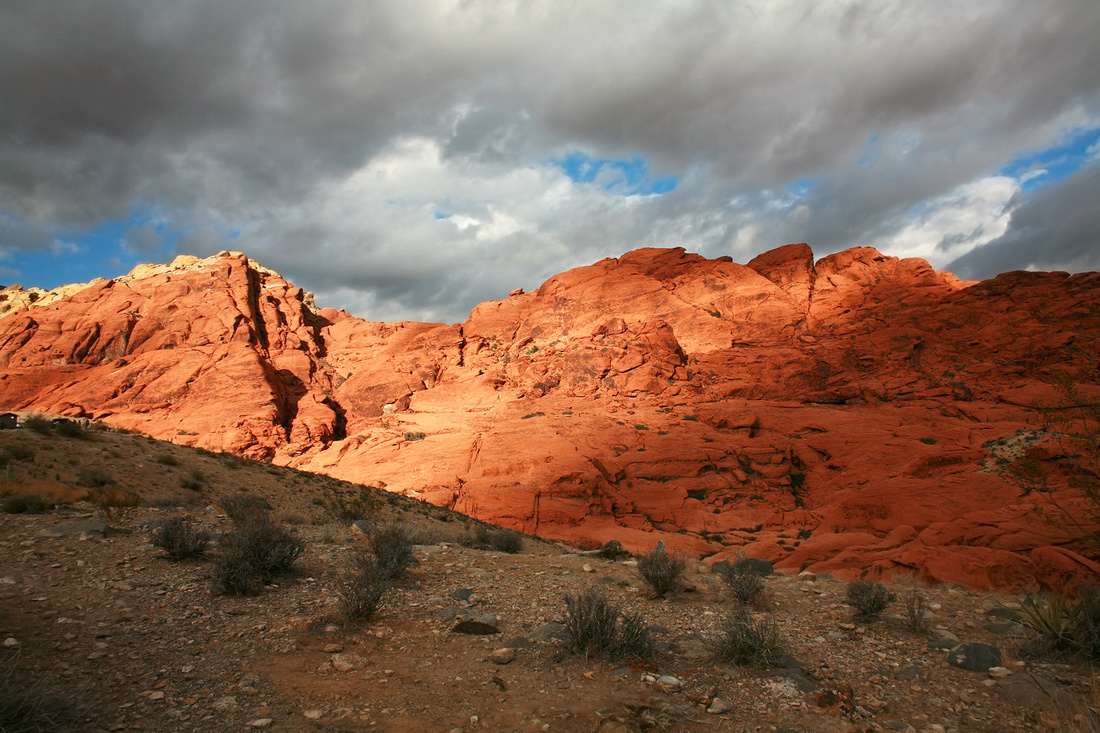 Red Rock Canyon Geology