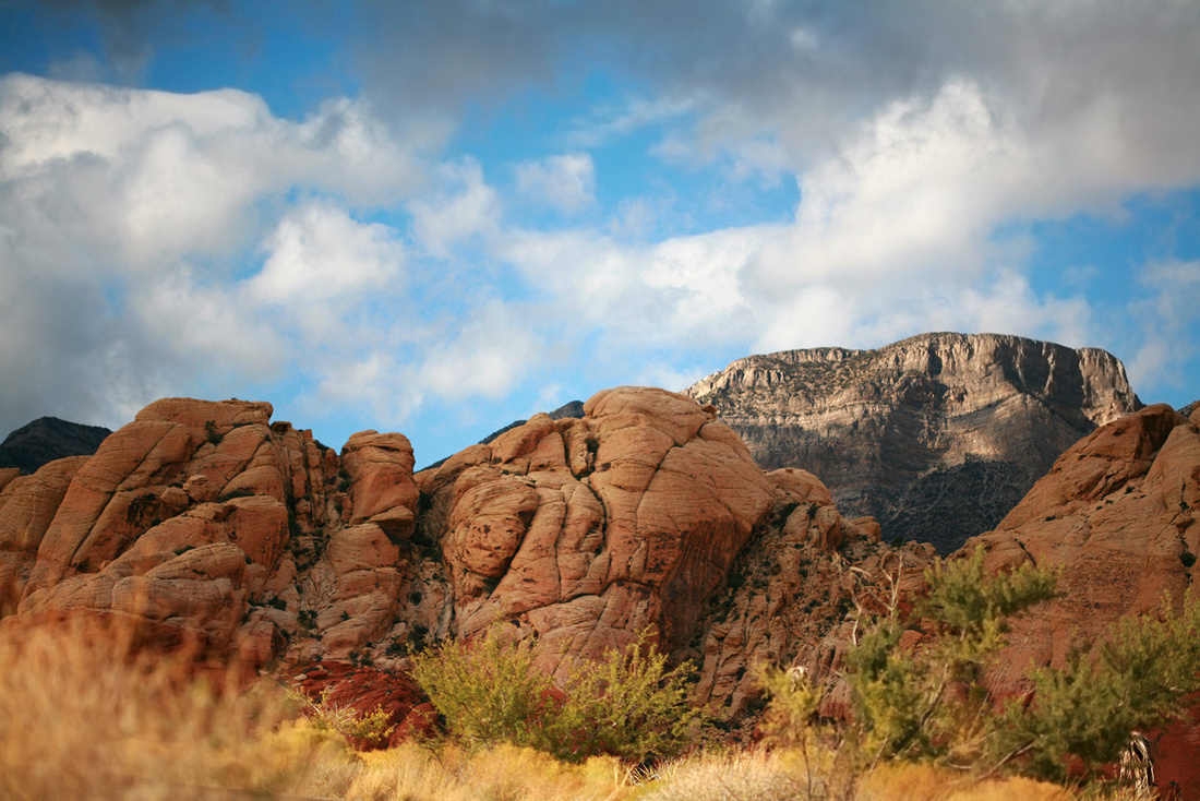 """""""Red Rock Canyon"""""""